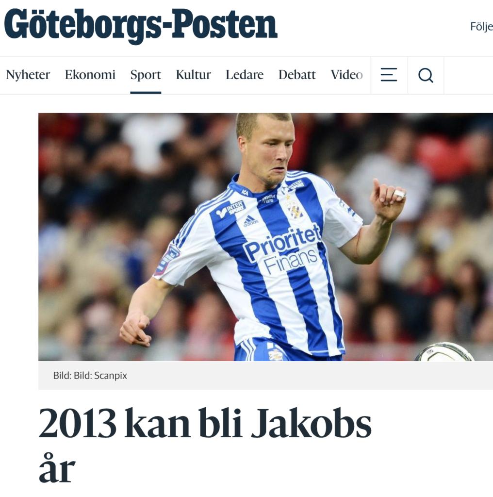 Jakob Johansson – Nyckeln till framgång
